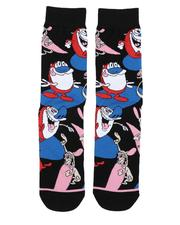 ODD SOX - Ren And Stimpy Crew Socks-2522339