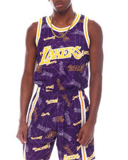 Mitchell & Ness - LAKERS Tear Up Pack Tank-2525579