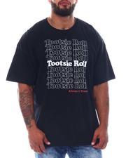 Big & Tall - Tootsie Roll Repeat T-Shirt (B&T)-2525927