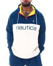 Nautica - Skate Prep Knit Active Pullover Hoodie (B&T)-2526289