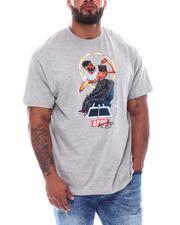 AKOO - Manasseh High Top Barbershop T-Shirt (B&T)-2526361