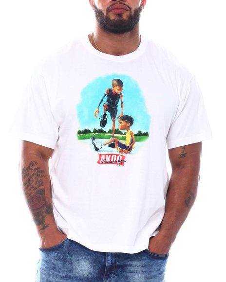 AKOO - Manasseh The Legend T-Shirt (B&T)