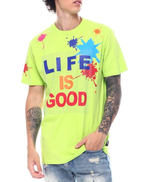 SWITCH - Life is Good Tee