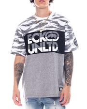 Men - BOLD BRANDED SS KNIT TEE-2524965