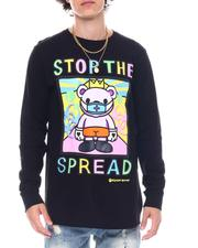 Reason - Stop the Spread LS Tee-2524457
