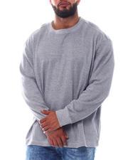 Buyers Picks - Thermal Crew Neck Long Sleeve Top (B&T)-2526128
