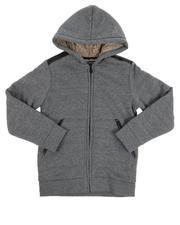 Machine - Hoodie W/ Sherpa Lining (8-20)-2521935