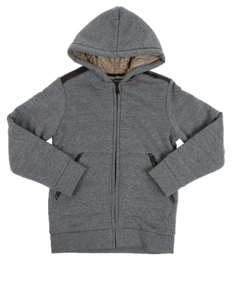 Machine - Hoodie W/ Sherpa Lining (8-20)