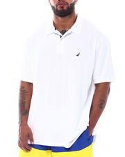 Nautica - Solid Short Sleeve Polo (B&T)-2526294