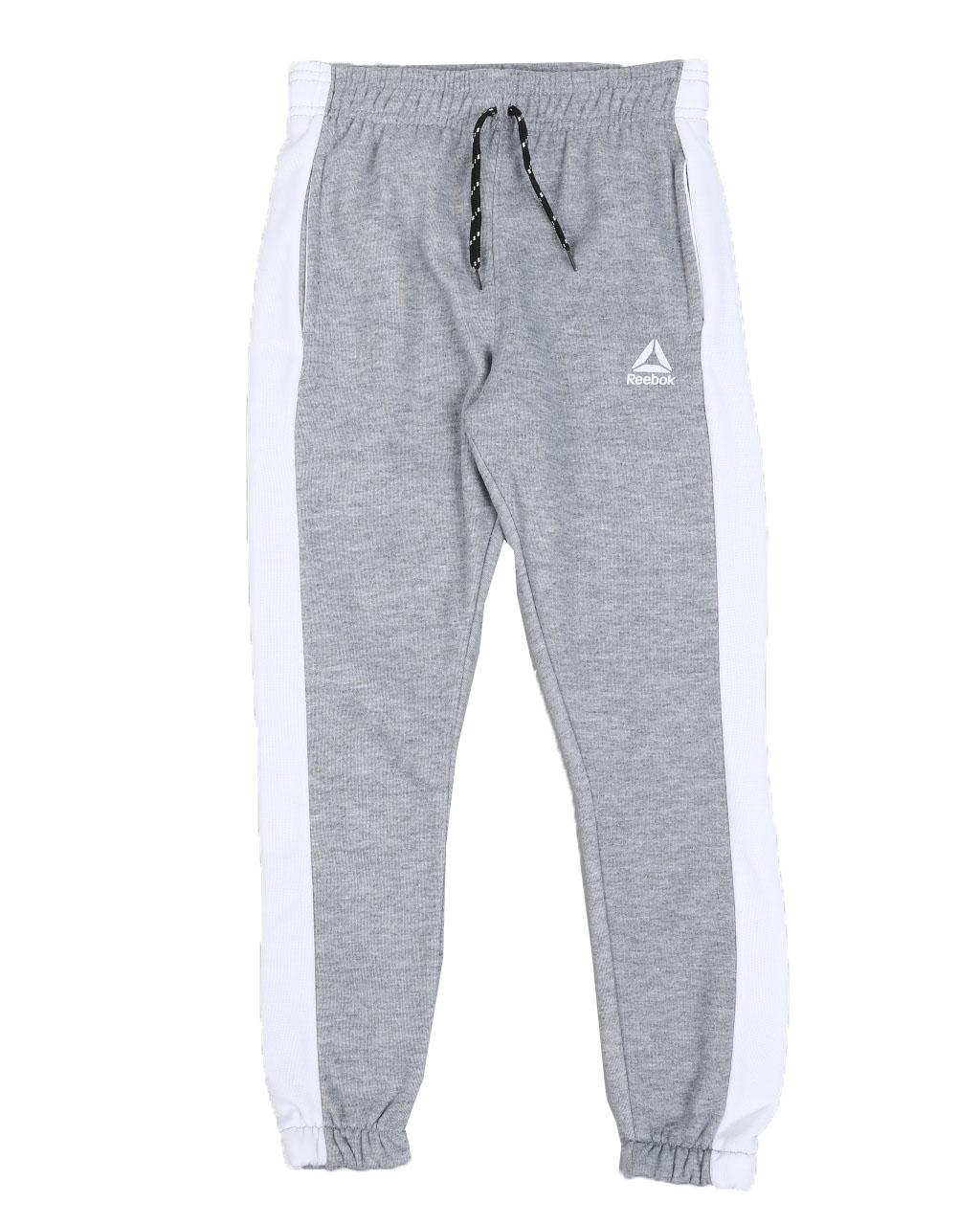 reebok fleece joggers