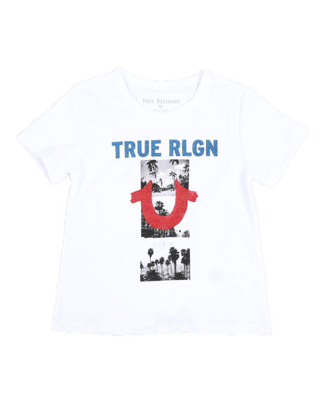 True Religion - TR Scenic Tee (4-6X)