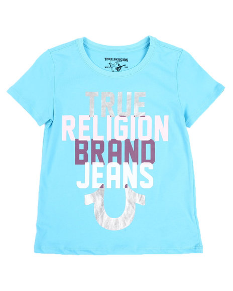 True Religion - Layered Tee (7-16)