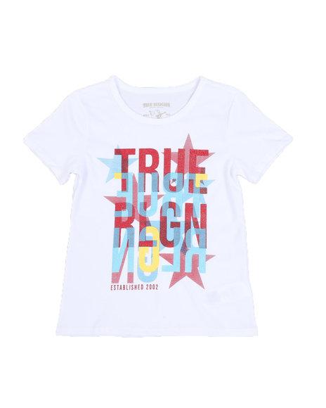 True Religion - True Star Tee (7-16)