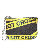 Reason - Do Not Cross Coin Pouch (Unisex)-2522351
