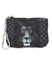 Reason - Lion Waits Coin Pouch (Unisex)-2522352