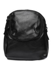 Backpacks - PU Backpack W/ Zipper Pocket-2523319