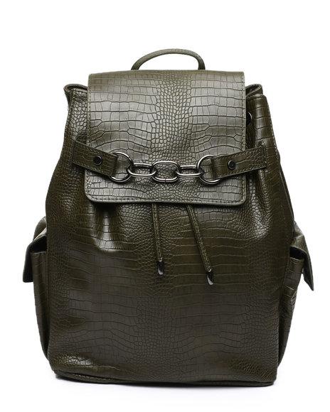 Fashion Lab - Drawstring Backpack
