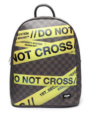 Backpacks - Do Not Cross Backpack (Unisex)-2527026