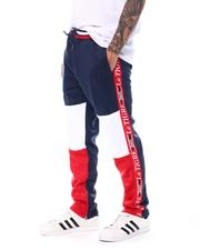 Le Tigre - Tri Color Track Pants-2524238
