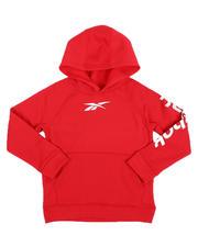 Hoodies - Essential Pullover Hoodie (8-20)-2522037