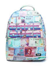 Backpacks - Game Over Backpack (Unisex)-2526957