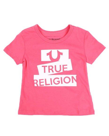 True Religion - Branded Tee (4-6X)