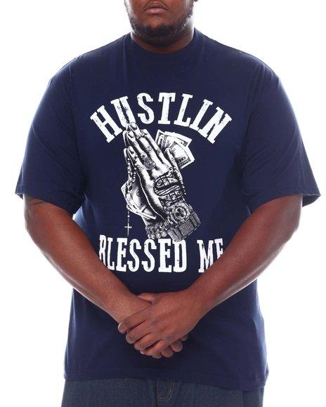 Buyers Picks - Hustlin Blessed Me T-Shirt (B&T)
