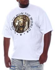 Big & Tall Faves - Born To Run The World T-Shirt (B&T)-2522274