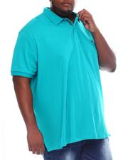 Nautica - Solid Short Sleeve Polo (B&T)-2526589