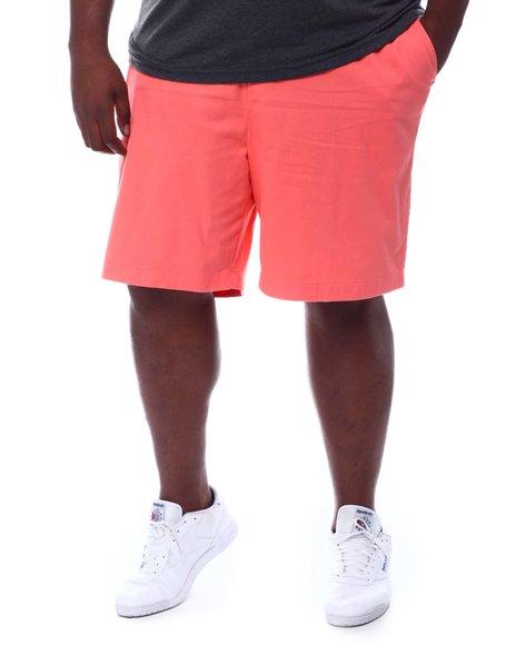 Nautica - Classic Flat Front Twill Walk Shorts (B&T)