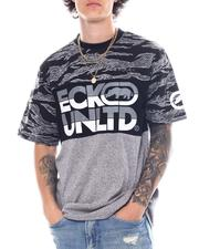 Ecko - BOLD BRANDED SS KNIT TEE-2524996