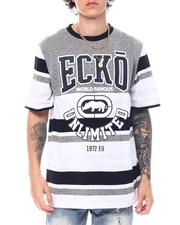 Ecko - WORLD FAMOUS STRIPES SS KNIT TEE-2525166