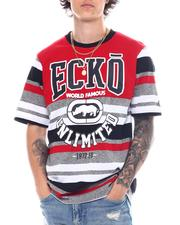 Ecko - WORLD FAMOUS STRIPES SS KNIT TEE-2525179