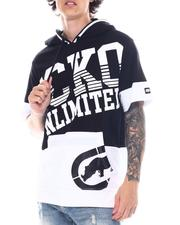Ecko - BIG TIMER SS HOODED KNIT-2525367