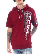 Ecko - UP THE WALL SS HOODIE-2525412