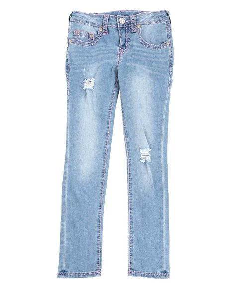 True Religion - Halle Big T Jeans (7-14)