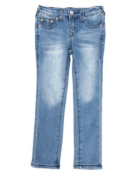 True Religion - Halle S.E Jeans (4-6X)