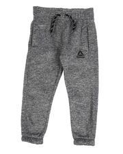 Sweatpants - Cationic Brushed Fleece Jogger Pants (4-7)-2525946