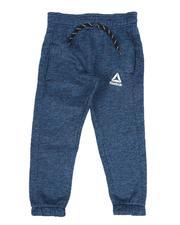 Sweatpants - Cationic Brushed Fleece Jogger Pants (4-7)-2525951