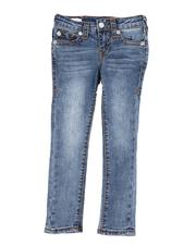 Girls - Halle Big T Jeans (4-6X)-2526492
