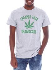 cartoons-pop-culture - Cheaper than Obamacare Tee-2527855