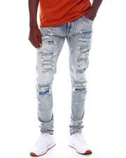 Jordan Craig - Slim Fit Distressed Jean-2528991