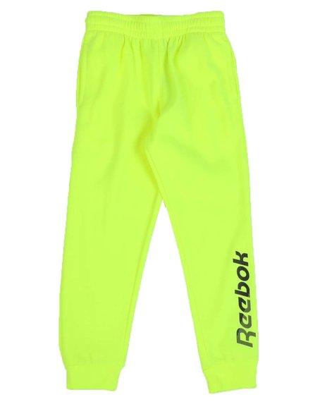 Reebok - Vector Logo Trainer Jogger Pants (8-20)