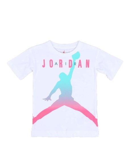 Air Jordan - JDG Jordan Fadeaway Tee (4-6X)