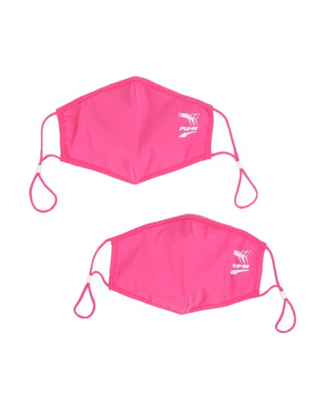 Puma - Pretty In Pink 2Pk Face Mask (Unisex)