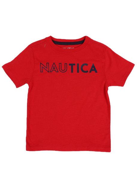 Nautica - Nautica Graphic Tee (2T-4T)