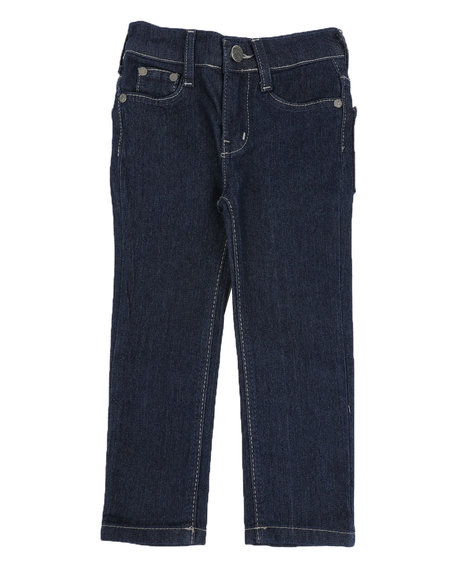Arcade Styles - 5 Pocket Stretch Jeans (2T-4T)
