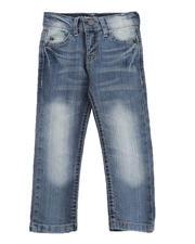 Arcade Styles - 5 Pocket Stretch Jeans (2T-4T)-2529007