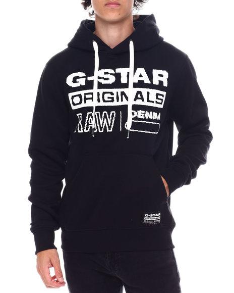 G-STAR - Originals Hooded sweatshirt