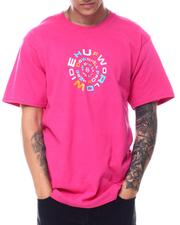 HUF - DOWNWARD SPIRAL SS TEE-2528463